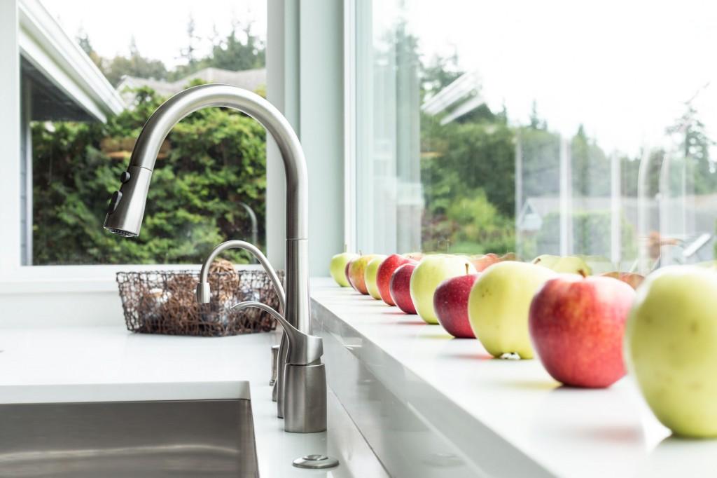 Custom kitchen remodel Bellingham, Washington