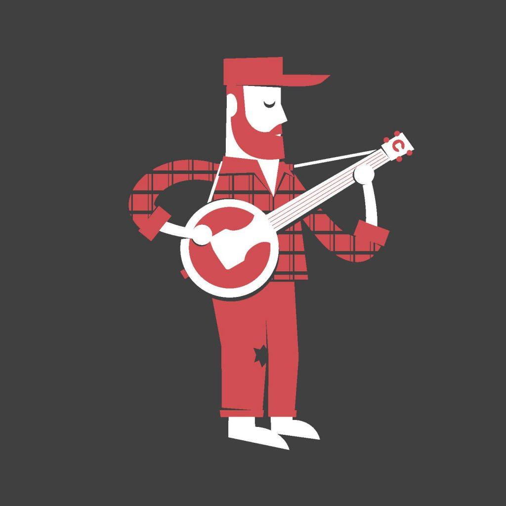 Banjo player jpeg