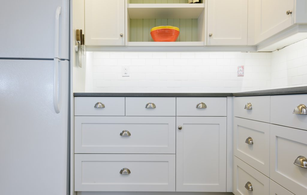 custom cabinets and kitchen remodel bellingham
