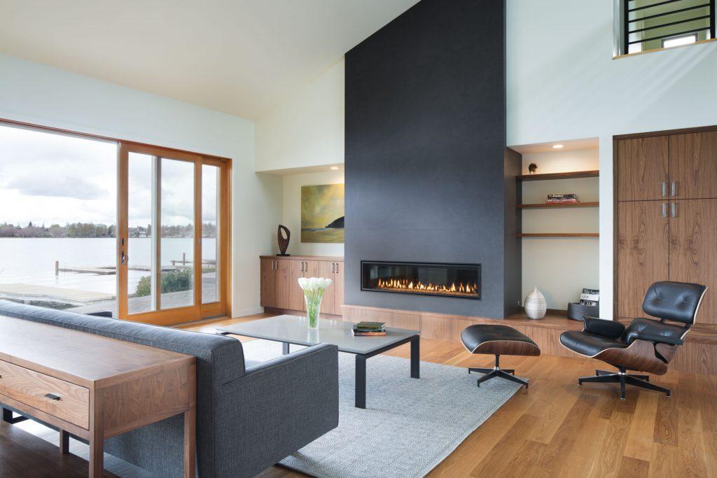 Beautiful fireplace details