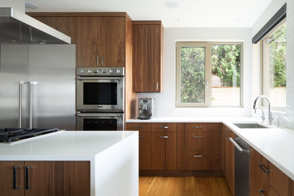 Bellingham green building kitchen remodel