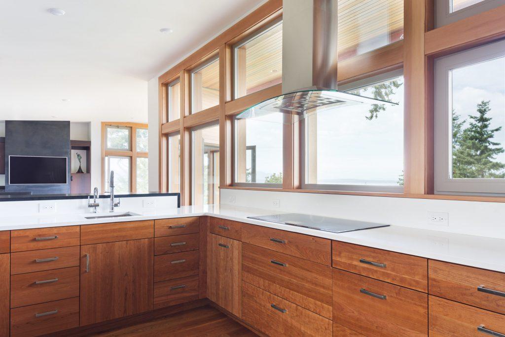 Bellingham high performance, green kitchen
