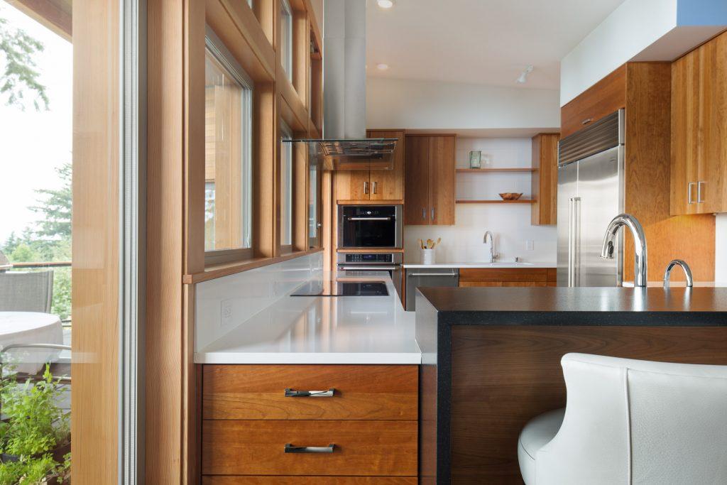 Bright kitchen Bellinghan