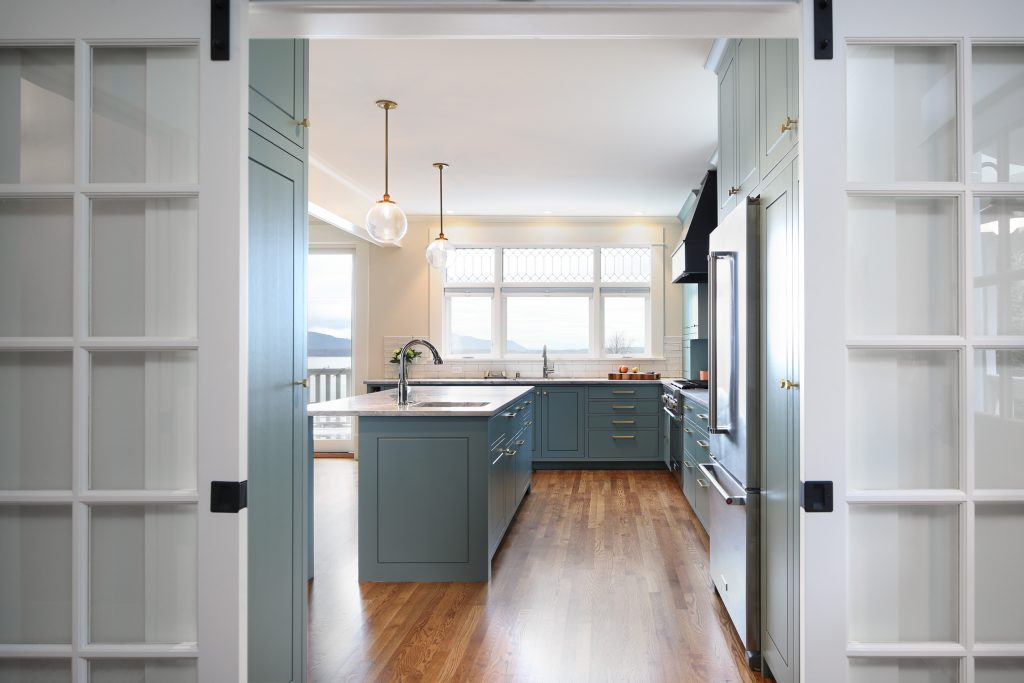 Kitchen remodeling Bellingham