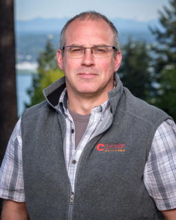 Mike McAuley, Site Superintendent, Chuckanut Builders