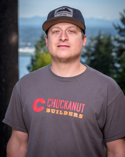 Ely Holmes, Carpenter, Chuckanut Builders