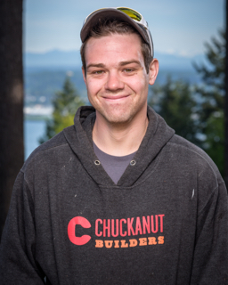 Richie Foster, Building Performance Technician, Chuckanut Builders