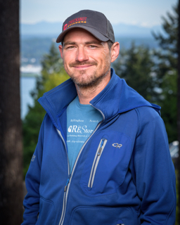 Chris Tretwold, Site Superintendent, Chuckanut Builders