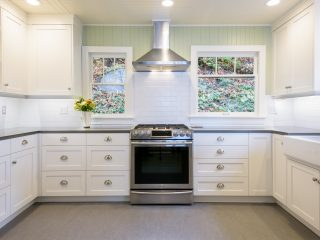 Chuckanut Drive kitchen remodel