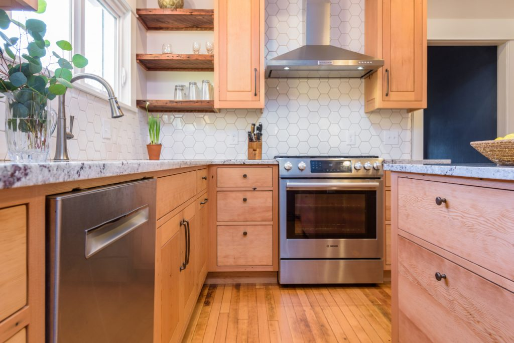 Bellingham kitchen remodel