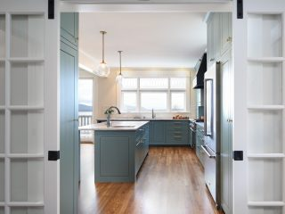 South Hill kitchen remodel