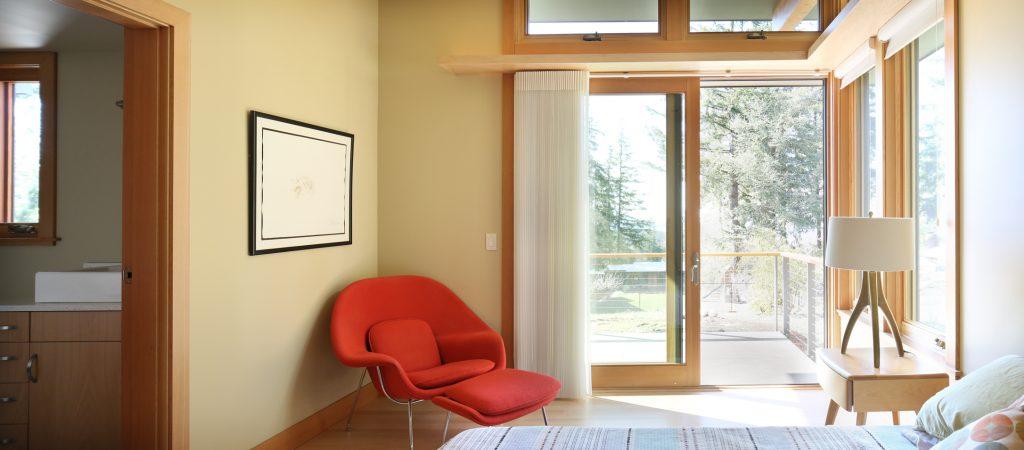 Bellingham Stillwater Dwelling bedroom