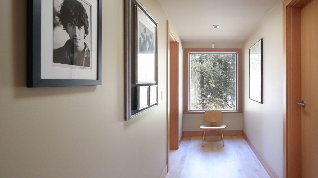 Bellingham Stillwater Dwelling home hallway