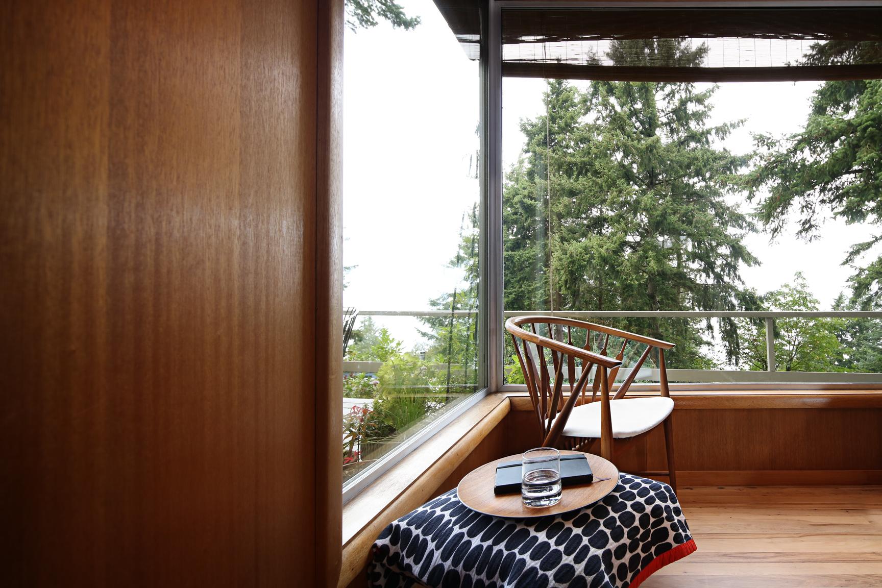 Bellingham home remodeler mid century modern