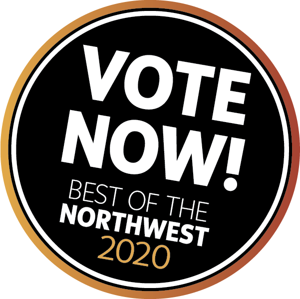 Best of the northwest voting