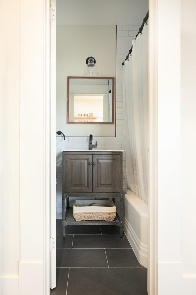 Bellingham ADU bathroom