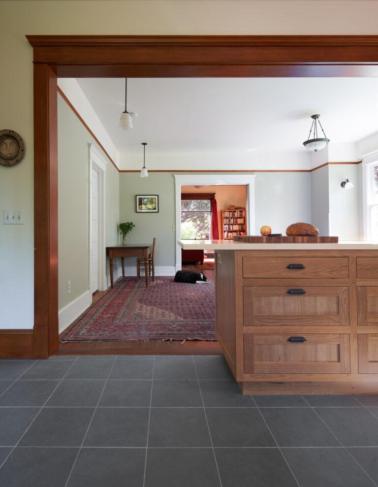 Craftsman kitchen remodel Bellingham