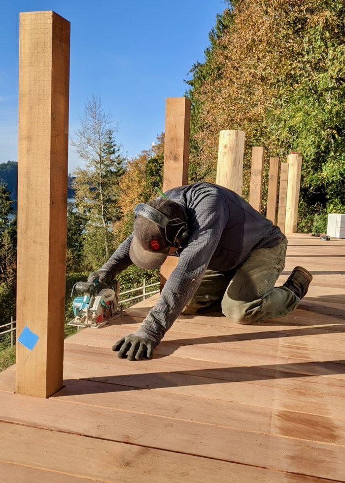 Chris Tretwold Bellingham Chuckanut Builders