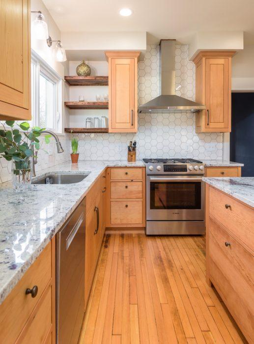 Kitchen remodel Bellingham